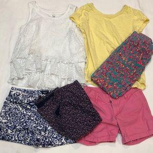 Lot of 6pc. Girls Clothing Sz 8